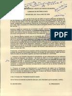 Documentacion Comision de Retribuciones 18-06-2008. Fuente