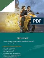 Abses Paru (Mulyadi 2005)