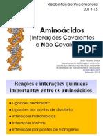 Rpm Ligacao Peptidica