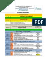 Programme STEMA 2014