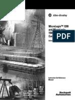 Micro Log i x 1200 Programming Manual