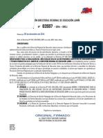 DIRECTIVA N° 045–2014–DREJ–DGP - NORMA SOBRE FINALIZACIÓN DEL AÑO ESCOLAR 2014