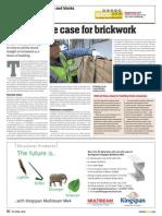 Building the Case for Brickwork