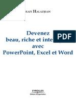 Devenez Beau Riche Et Intelligent Avec PowerPoint Excel Et Word Ed1 v1