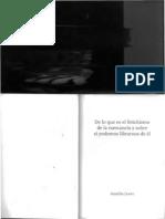 Jappe, De Lo Que Es El Fetichismo de La Mercancia