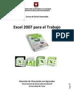 Manual Excel Avanzado 2007