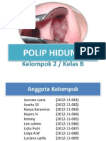 Polip Hidung - Tht- Kel2