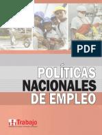 Politica Nacional de Empleo