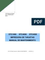 Manual de Servicio Español DTC1000 - DTC4000 - DTC4500