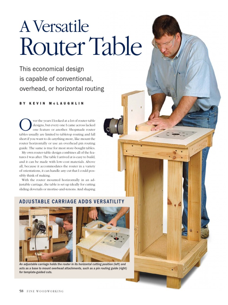 A versatile router table screw wood keyboard keysfo Images