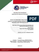 Ariano Deho Eugenia Proceso Flexible