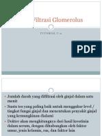 Laju Filtrasi Glomerolus