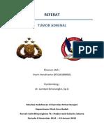 Referat Tumor Adrenal