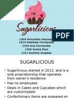 Sugarlicious International Marketing