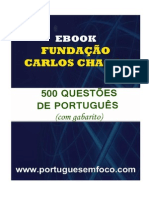 500 Questoes FCC Com Gabarito PDF