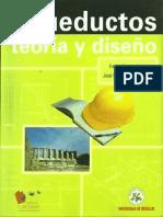 ACUEDUCTOS Teoría y Diseño-Corcho