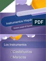 Spanish Instrumets