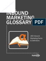The Ultimate Inbound Marketing Glossary