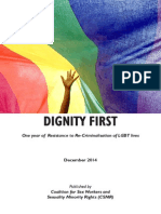 Dignity First