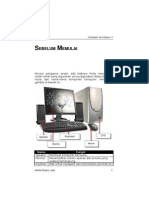 Instalasi Windows 7 [Bab 1]