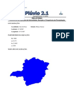 IDF Juiz de Fora - Plúvio 2.1 (UFV)