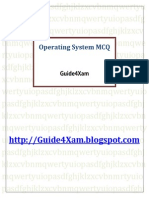 Operating System MCQs