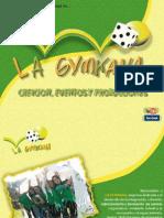 Cotización La Gymkana SAC 200FD08111421