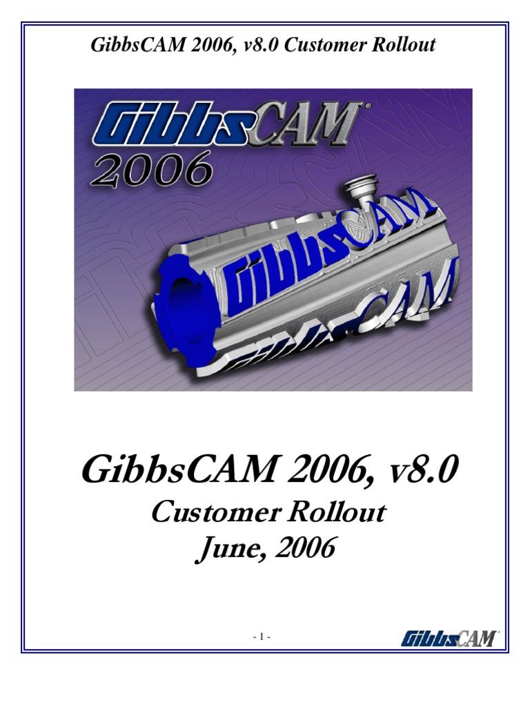 gibbscam 2006