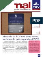 Jornal informativo FDV - set. 2010