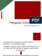 Pengantar Antimikroba