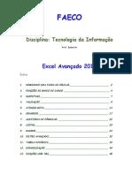 FAECO - Excel 2010 - Avancado - Modulo 1