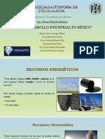 El Desarrollo Industrial en Mexico