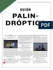 guión palindróptico