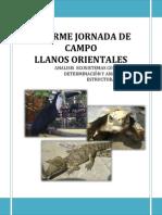 Informe Salida de Campo Los Llanos
