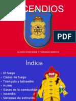ALVARO Cuerpo de Bomberos de Málaga Real