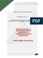 Definiciones Operacionales Ppr 068 2015 Final