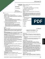 AmmoniaN13 EU Pharmacopoeia