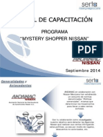 MANUAL CAPACITACIO¦üN MYSTERY SHOPPER
