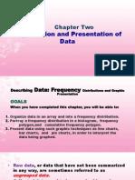 Organization and Presentation of Data