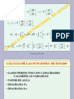 Termo 4. Calculo Funciones de Estado