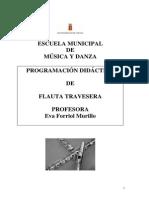 Programacion 1 Inicio de Flauta Travesera