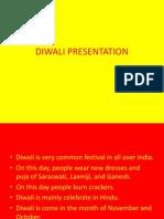 Diwali Presentation