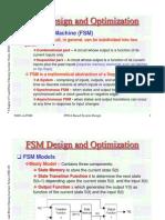 FSM Design and Optimisation.ppt