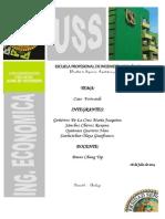 PRACTICA - Aero Pacifico Caso (Finanzas Internacionales)