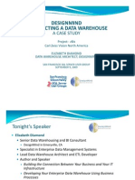 DesignMind Data Warehouse