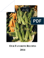 2014 Cookbook