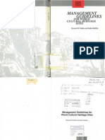 Management Guidelines for Cultural World Heritage Sites_Feilden and Jokilehto_1993