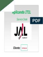 service desk com php