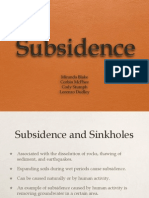 subsidence powerpoint