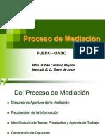 Proceso de Mediación
